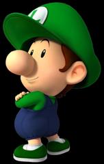 Baby Luigi Soundboard Mario Kart Wii