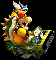 Bowser Soundboard Mario Kart Wii Realm Of Darkness Net