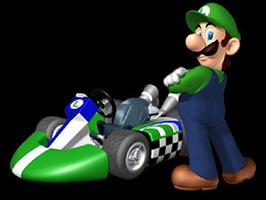 Luigi Soundboard Mario Kart Wii