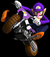 Waluigi Soundboard: Mario Kart Wii - Realm of Darkness net